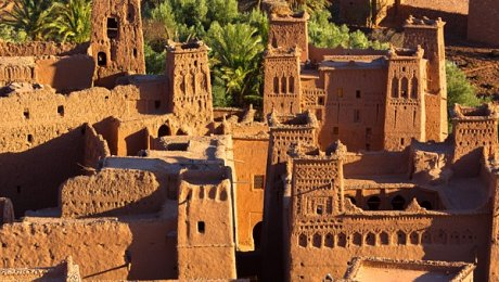 Morocco-adventure-holiday-Kasbah Ait Benhaddou