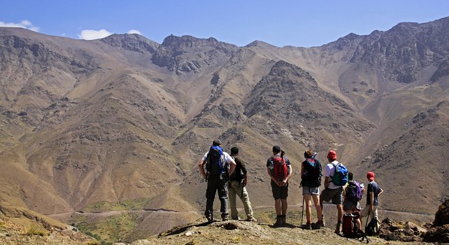 ATLAS MOUNTAINS - trekking in Morocco