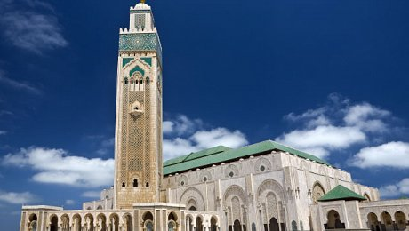 Imperial-Cities-Morocco-tours-Casablanca-Mosque Hassan II