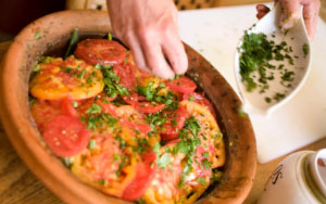 Moroccan cookery classes