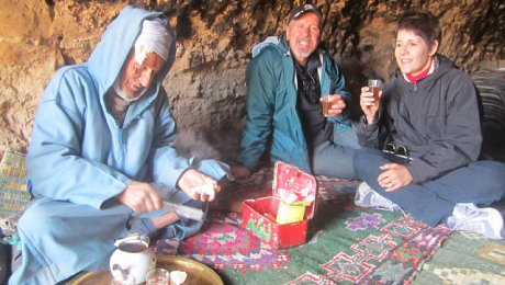 Morocco-adventure-holidays-nomad caves