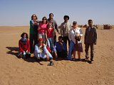 Sahara desert holiday