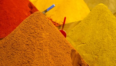 Morocco-cookery-courses-spices