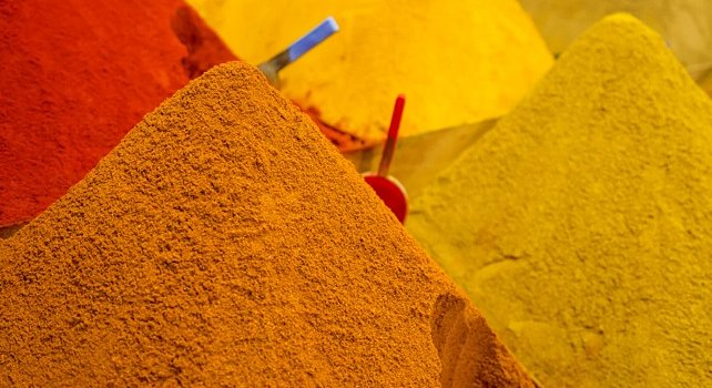 Morocco-Cultural-Tours-Moroccan spices