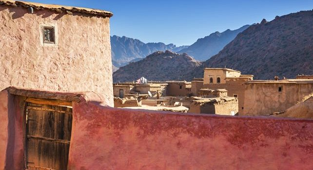 High Atlas Mountains - Morocco adventure tour