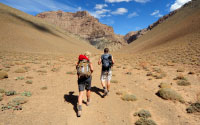 Hiking & trekking in Morocco