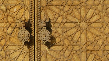 Imperial-Cities-Morocco-Fes-Royal palace