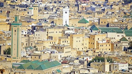 Imperial-Cities-Morocco-tour-Fes medina