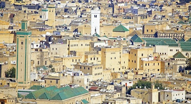 Imperial Cities Morocco tours - Fes medina