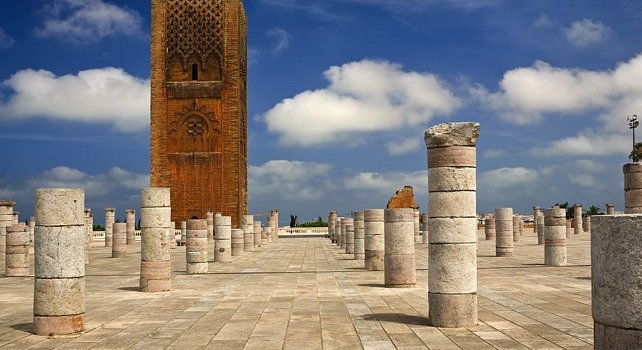 Imperial Cities Morocco - Rabat Hassan Tour