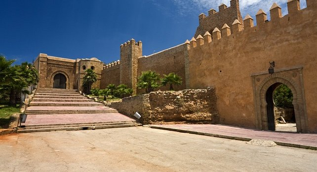 Imperial Cities Tour Morocco - Rabat Kasbah Oudaiass