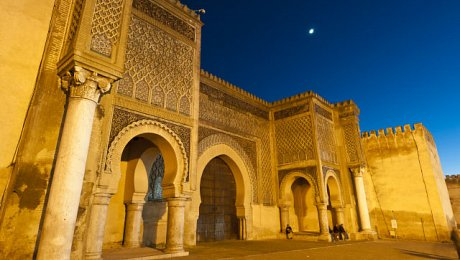Imperial Cities Morocco tour-Meknes