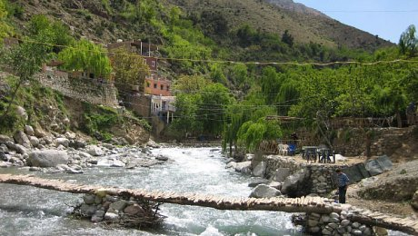 Marrakech-day-tours-Ourika Valley