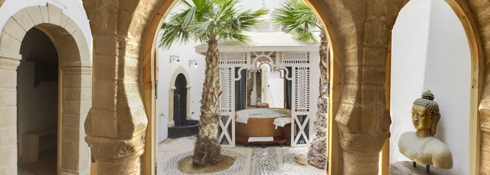 Riad in Essaouira