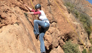 Rock climbing tour Todra Gorge & Atlas Mountains