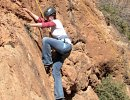 Rock Climbing In Atlas Mountains & Todra Gorge