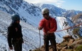 Rock Climbing in High Atlas Mountains