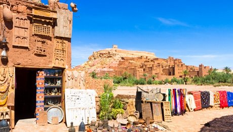 Morocco-adventure-holidays-kasbah-Ait Benhaddou
