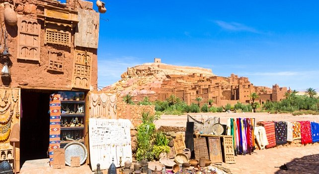 Southern Valleys and Oases tours - Kasbah Ait Benhaddou