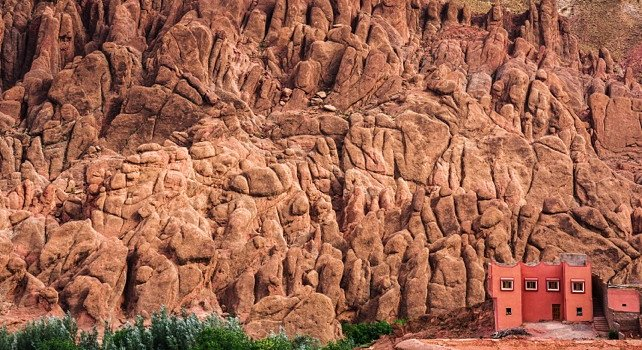Southern Valleys Morocco tours - Dades Valley