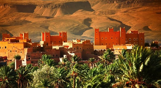 Southern Valleys Morocco tours - Kasbah