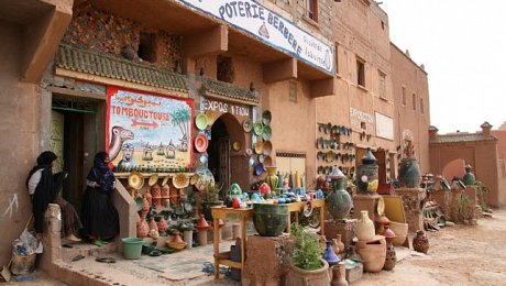 Morocco-pottery-holiday-Tamegroute