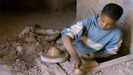 Morocco-adventure-holiday-pottery-tamegroute