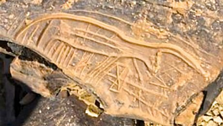 Southern-Morocco-desert-tour-Tata-rock-carvings
