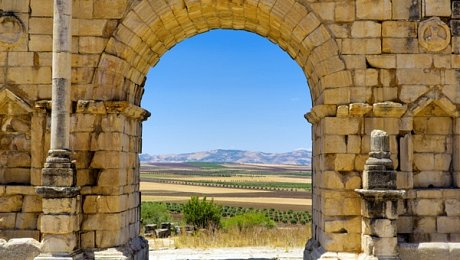 Imperial-Cities-Morocco-tours-Volubilis
